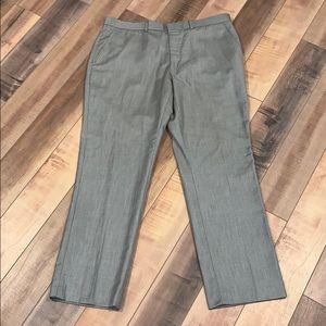 Perry Ellis Men's City Fit Dress Pants